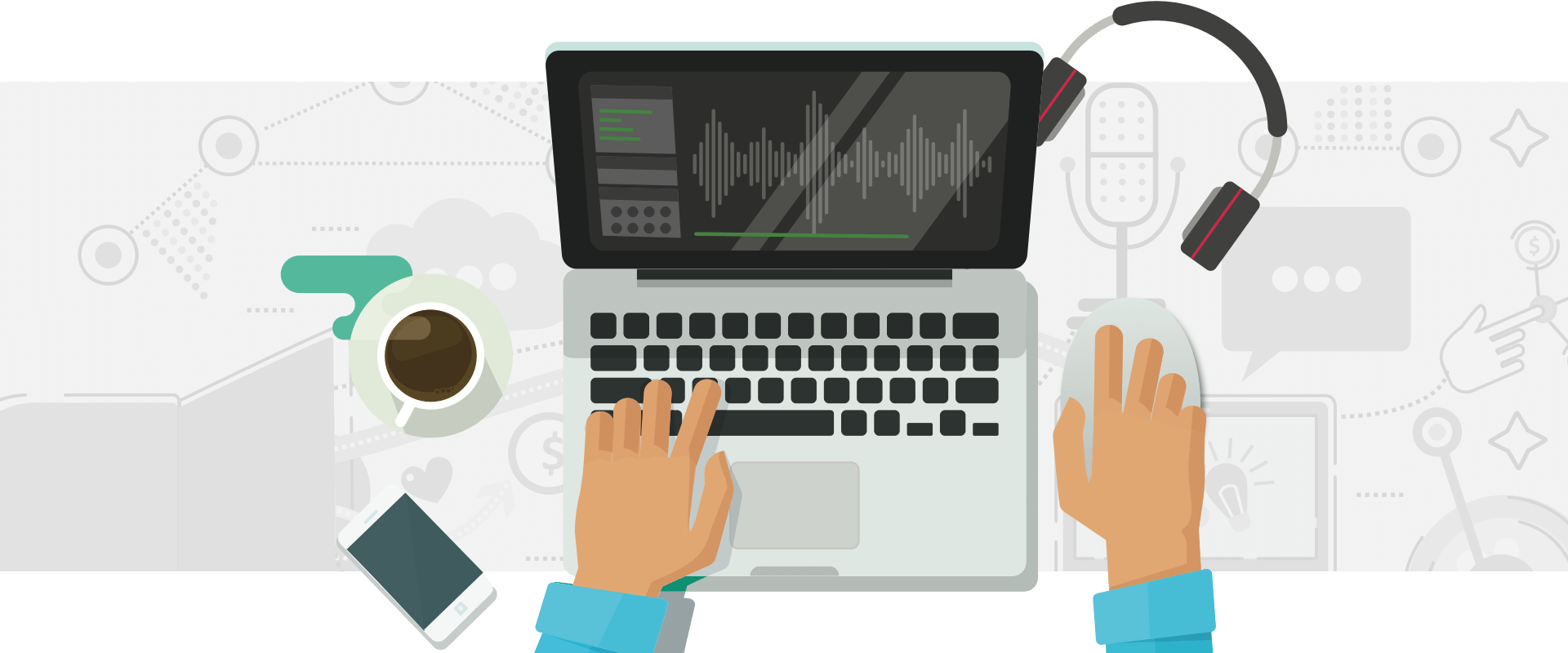 How to edit a podcast hero