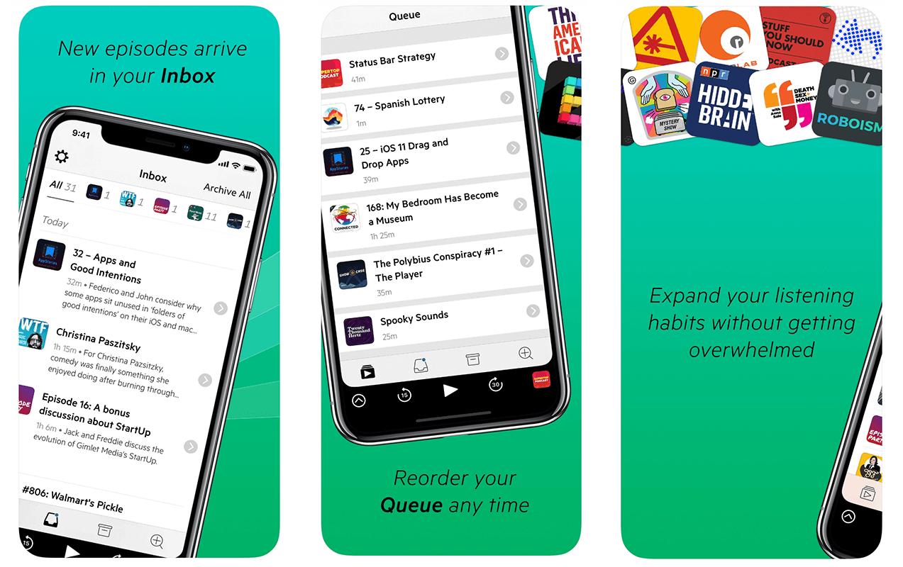 Castro Podcast App