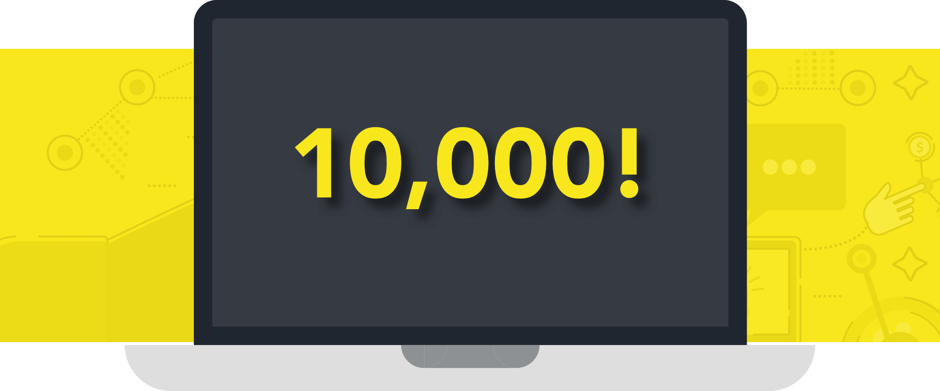 Buzzsprout milestone 10000 podcasters