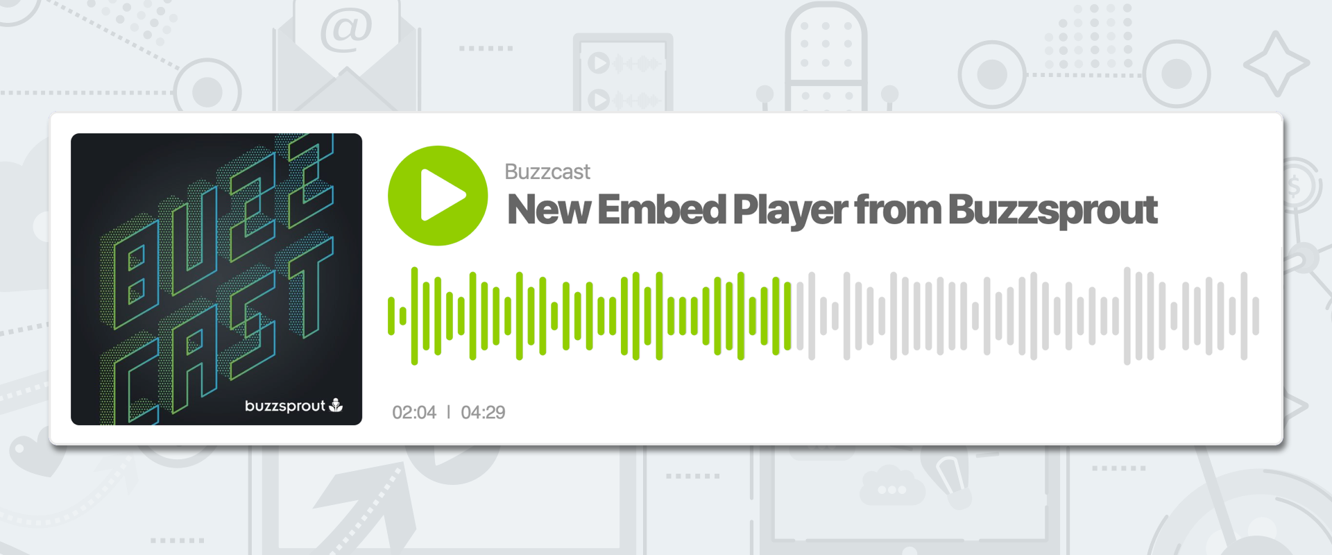 Introducing the Wave Podcast Player