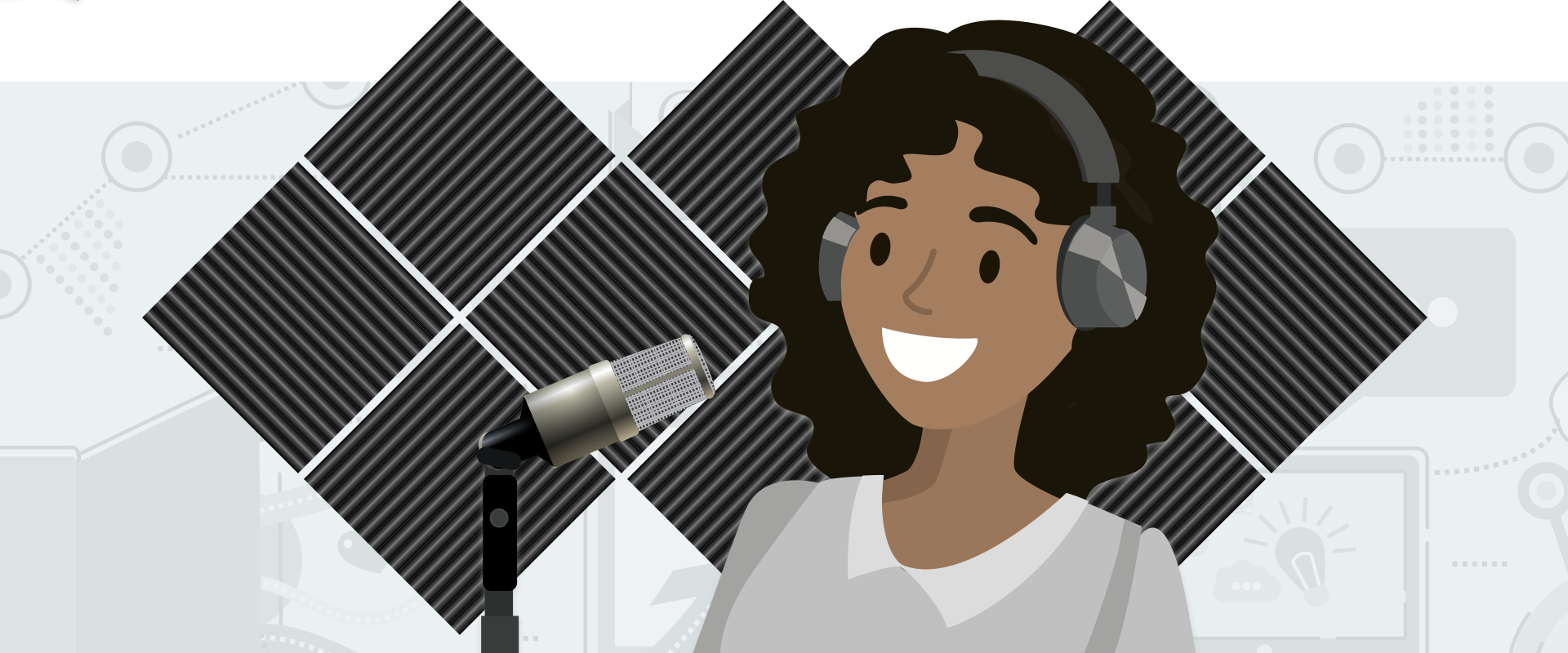 Podcast Sound Treatment